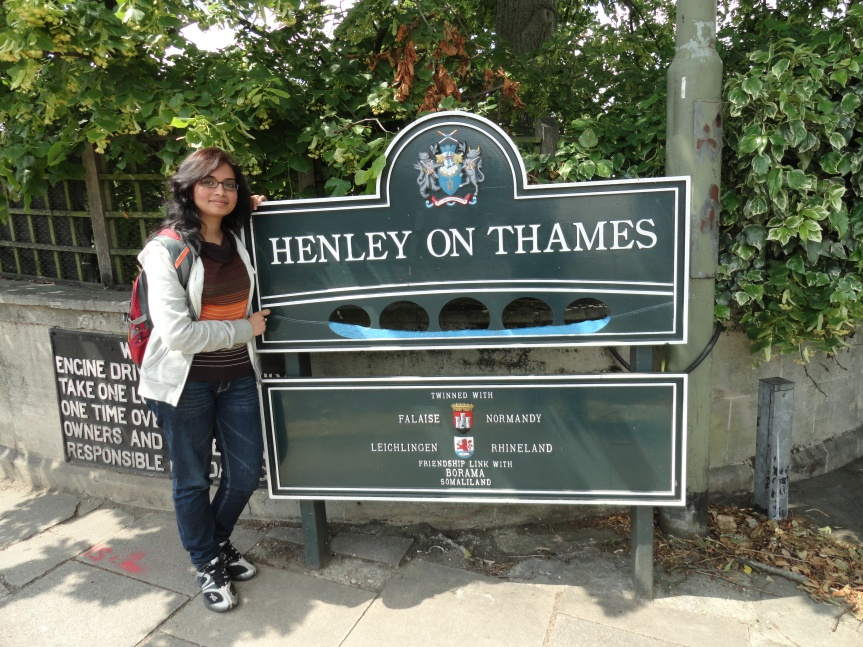 PHOTO: #ThrowbackThursday To Henley OnThames